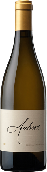 2018 CIX Estate Vineyard Sonoma Coast Chardonnay bottle