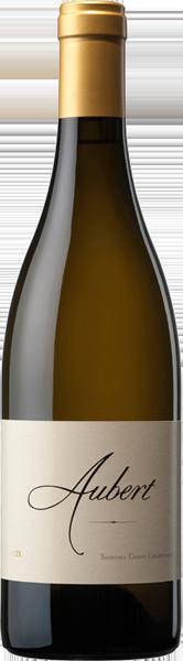 2019 CIX Estate Vineyard Sonoma Coast Chardonnay bottle