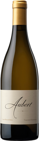 2019 Larry Hyde & Sons Vineyard Carneros Chardonnay bottle
