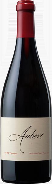 2018 UV-SL Vineyard Sonoma Coast Pinot Noir bottle